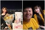 Huỳnh Anh vừa có động thái khẳng định mối quan hệ với Quang Hải đang cực tốt sau loạt drama-7