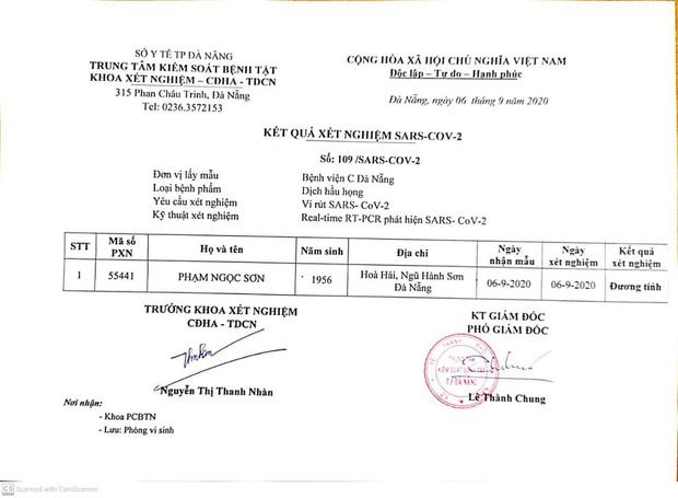 Sau 1 tuần, Đà Nẵng lại có ca dương tính với SARS-CoV-2-1