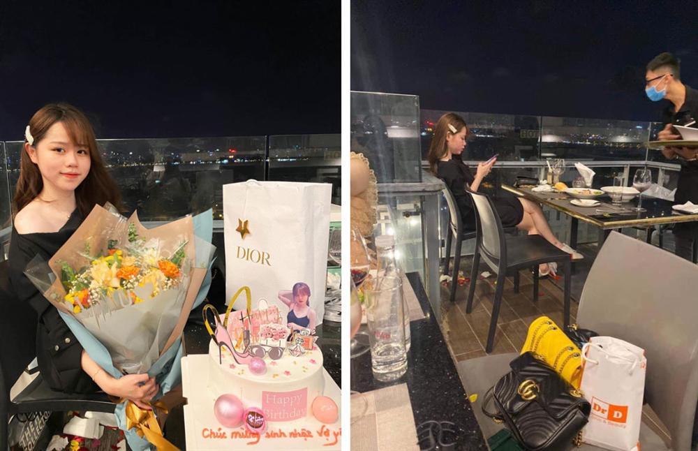 Team qua đường tung ảnh Quang Hải hẹn hò bạn gái tối qua, tiết lộ nghề nghiệp mà Huỳnh Anh giấu kín-3