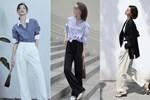 2 nàng tiểu tam hot nhất dàn hậu cung VTV: Người diện váy xinh ngất, người kín đáo vẫn sexy tột cùng trong street style tuần này-16