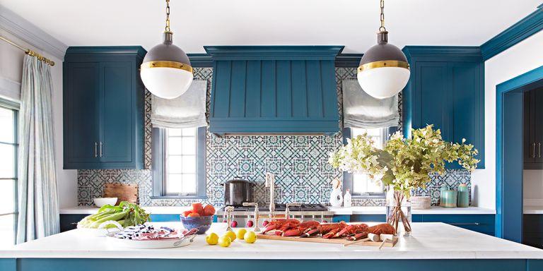Những mẫu nhà bếp đẹp, ấn tượng và sang trọng với cách bài trí thông minh-2