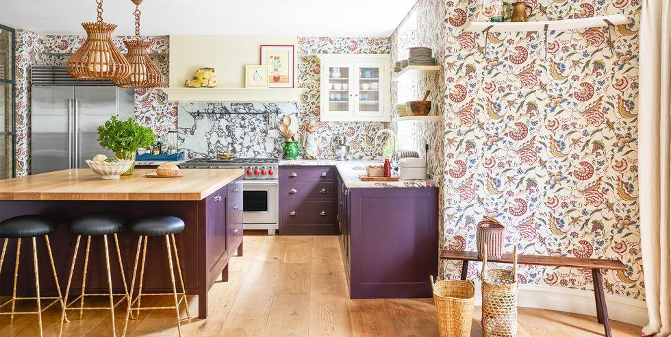 Những mẫu nhà bếp đẹp, ấn tượng và sang trọng với cách bài trí thông minh-4