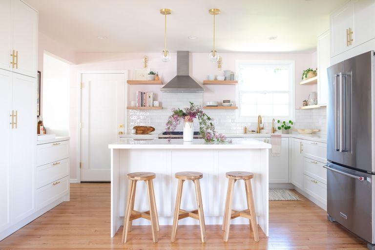 Những mẫu nhà bếp đẹp, ấn tượng và sang trọng với cách bài trí thông minh-5
