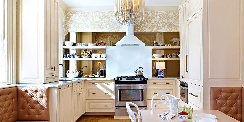Những mẫu nhà bếp đẹp, ấn tượng và sang trọng với cách bài trí thông minh-6