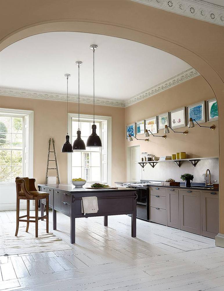 Những mẫu nhà bếp đẹp, ấn tượng và sang trọng với cách bài trí thông minh-7