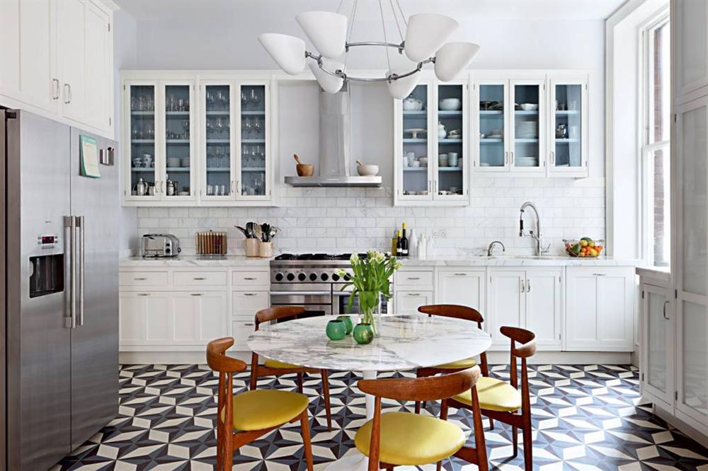 Những mẫu nhà bếp đẹp, ấn tượng và sang trọng với cách bài trí thông minh-10