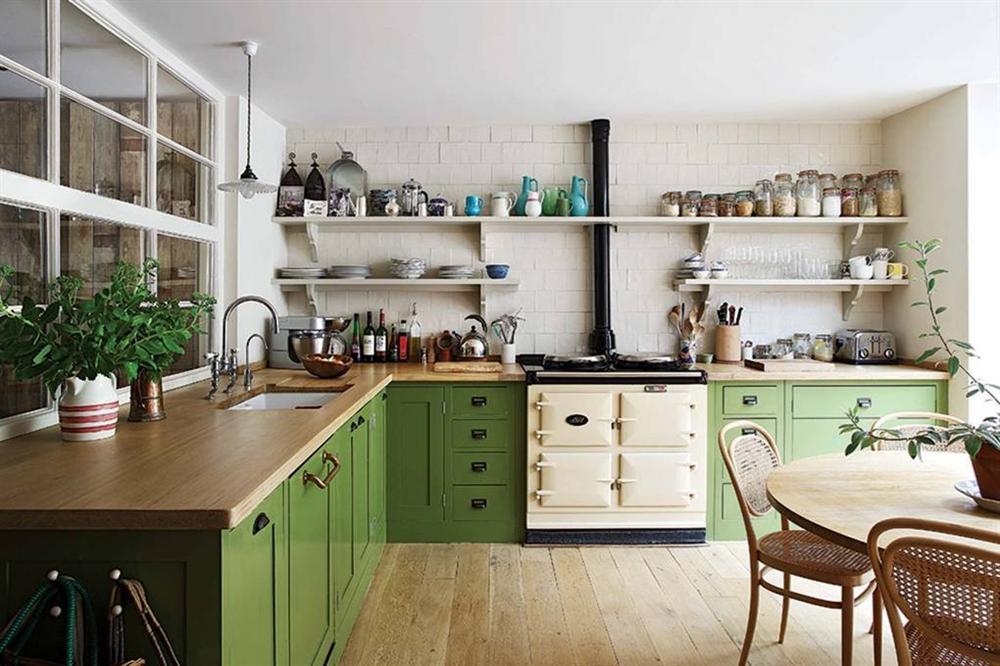 Những mẫu nhà bếp đẹp, ấn tượng và sang trọng với cách bài trí thông minh-21