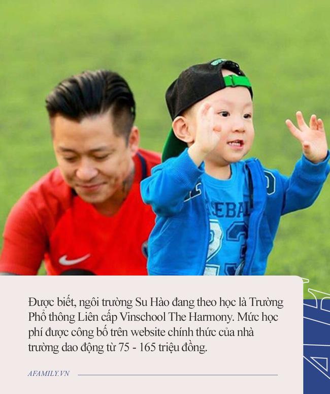 Sao Việt có con vào lớp 1: Con trai Tuấn Hưng được khen dạn dĩ, đáng chú ý nhất là 1001 dụng cụ mang đi học của con gái Hạnh Thúy-3