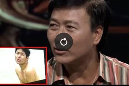 Sự cố khó đỡ khi đóng cảnh nóng của Quốc Tuấn trong phim 'Người thổi tù và hàng tổng'