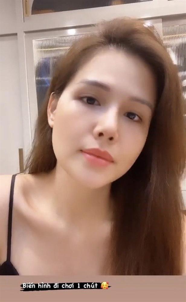 Phanh Lee vừa khoe màn biến hình nhờ makeup, dân tình chỉ mải ngắm mặt mộc của phu nhân tổng tài-2