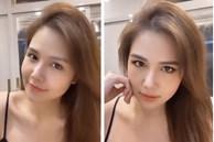 Phanh Lee vừa khoe màn biến hình nhờ makeup, dân tình chỉ mải ngắm mặt mộc của phu nhân tổng tài