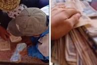 Cay mắt cảnh người mẹ nghèo đếm từng đồng lẻ mua trả góp điện thoại cũ cho con gái lớp 12, bất ngờ hơn là hành động của chủ cửa hàng