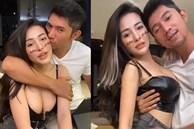 Hết khoe thân trần trụi, Ngân 98 lại thản nhiên kể chuyện 18+ với Lương Bằng Quang trên livestream