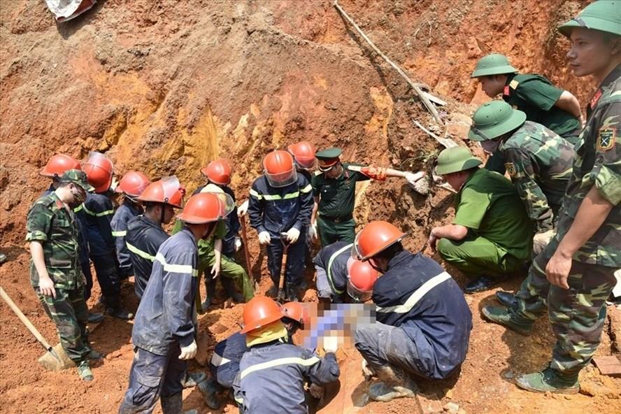 Phú Thọ: Khởi tố vụ án sập công trình khiến 4 người tử vong-1