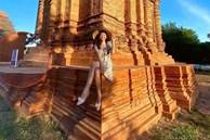 Chúng Huyền Thanh bị nhắc nhở vì ngồi lên tháp cổ để 'sống ảo' dù có bảng cấm, người trong cuộc nói gì?