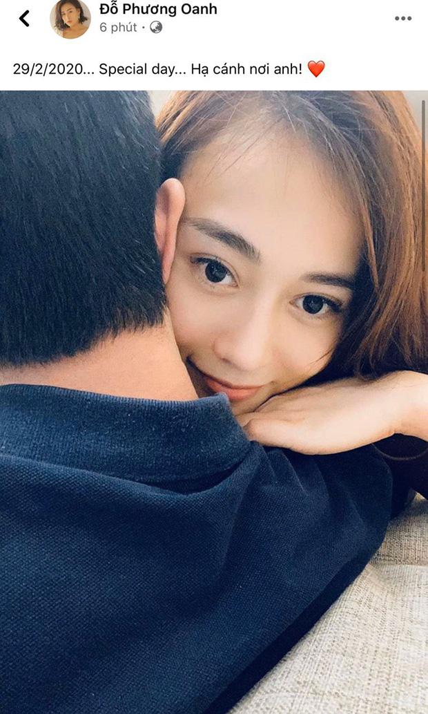 Phương Oanh xác nhận chia tay bạn trai sau 5 tháng công khai chuyện tình cảm-2