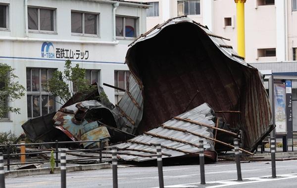 Bão Haishen: Hai thực tập sinh Việt Nam mất tích ở Nhật Bản-2