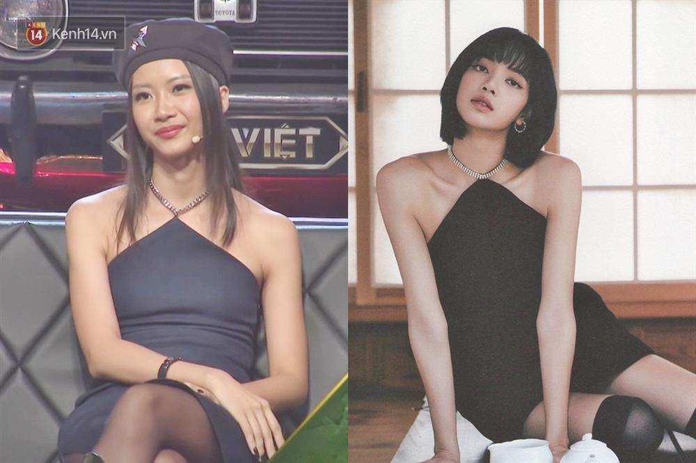 Suboi bất ngờ đụng độ Lisa: Nữ hoàng Rap Việt da nâu bao ngầu, Lisa da trắng nõn kiêu sa-4