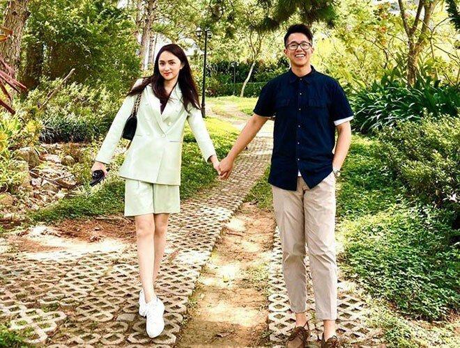 Matt Liu khoe cặp áo hiệu 20 triệu kèm lời cảm ơn bé yêu, ai cũng đoán ngay quà Hương Giang-11