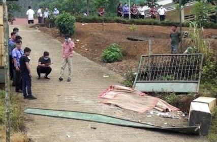 Hiệu trưởng nói về vụ cổng đổ khiến 3 học sinh tử vong-2