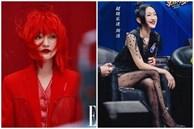 Châu Tấn lột xác với mái tóc đỏ rực, thời trang sexy ở tuổi 45