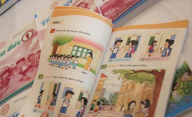 Chỉ 8 đầu sách giáo khoa lớp 1 này mới bắt buộc phải có-1