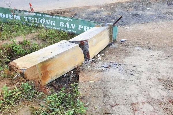 Yêu cầu giám định nguyên nhân cổng trường đổ đè 3 học sinh tử vong-1