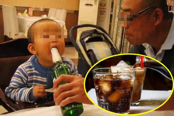 Cháu trai 8 tuổi tổn thương gan nghiêm trọng vì loại đồ uống này