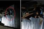 Clip: Pha hoán đổi xe vi phạm ranh ma của 2 thanh niên và sự nhầm lẫn của CSGT-2