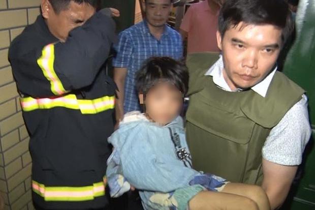Nóng: Đã bắt được đối tượng bạo hành con gái dã man ở Bắc Ninh, sau đó bỏ trốn lên Hà Nội-3