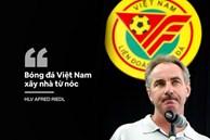 Vợ HLV Riedl: 'Thời gian ở Việt Nam rất khó quên với chúng tôi'