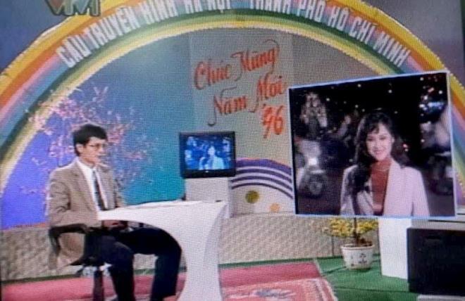 Nhan sắc của nhà báo Thu Uyên từ khi còn là BTV thời sự của VTV-4