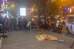 Hà Nội: Kinh hoàng 2 người cùng rơi từ tầng cao chung cư xuống đất tử vong tại chỗ-3