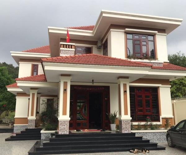 Mẫu nhà 2 tầng đẹp đơn giản hiện đại phù hợp cả nông thôn và thành thị-15