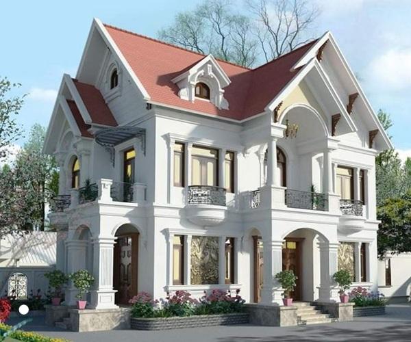 Mẫu nhà 2 tầng đẹp đơn giản hiện đại phù hợp cả nông thôn và thành thị-14