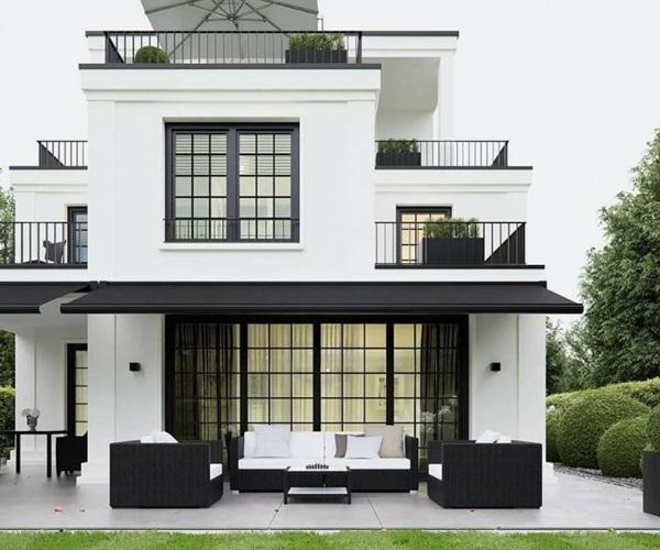 Mẫu nhà 2 tầng đẹp đơn giản hiện đại phù hợp cả nông thôn và thành thị-24