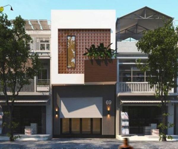 Mẫu nhà 2 tầng đẹp đơn giản hiện đại phù hợp cả nông thôn và thành thị-9