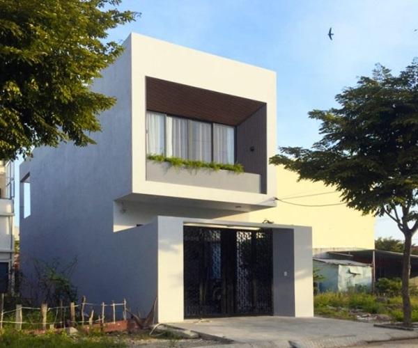 Mẫu nhà 2 tầng đẹp đơn giản hiện đại phù hợp cả nông thôn và thành thị-3