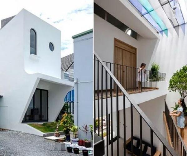 Mẫu nhà 2 tầng đẹp đơn giản hiện đại phù hợp cả nông thôn và thành thị-26