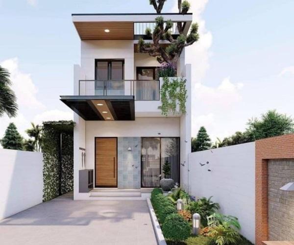 Mẫu nhà 2 tầng đẹp đơn giản hiện đại phù hợp cả nông thôn và thành thị-11