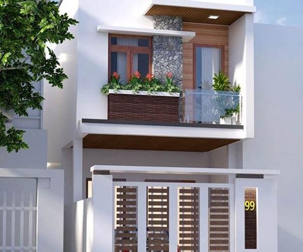 Mẫu nhà 2 tầng đẹp đơn giản hiện đại phù hợp cả nông thôn và thành thị-10