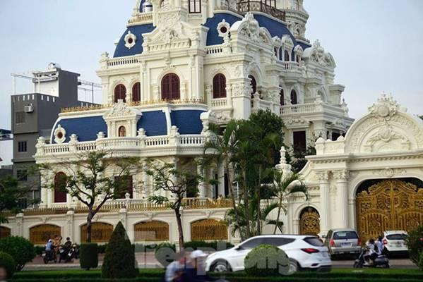 Cận cảnh 2 tòa lâu đài trăm tỷ của đại gia Ngô Văn Phát dầu vừa bị bắt ở Hải Phòng-2