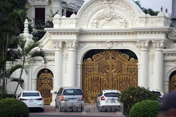 Cận cảnh 2 tòa lâu đài trăm tỷ của đại gia Ngô Văn Phát dầu vừa bị bắt ở Hải Phòng-3