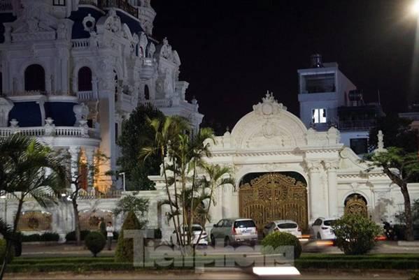 Cận cảnh 2 tòa lâu đài trăm tỷ của đại gia Ngô Văn Phát dầu vừa bị bắt ở Hải Phòng-5