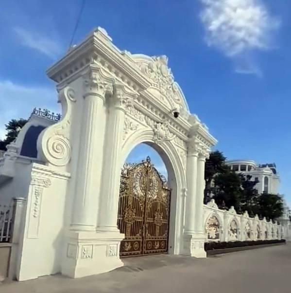 Cận cảnh 2 tòa lâu đài trăm tỷ của đại gia Ngô Văn Phát dầu vừa bị bắt ở Hải Phòng-8