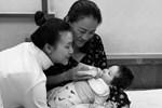 Clip: Hành trình đoàn tụ đầy xúc động từ Việt Nam sang Singapore của MC Hoàng Oanh, con trai và chồng Tây cực phẩm-3