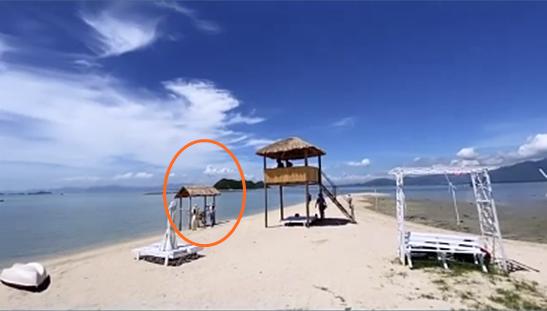 Rich kid Tiên Nguyễn đi du lịch Nha Trang cùng gia đình, vô tình bị anh trai Phillip Nguyễn bóc mẽ hậu trường sống ảo trên bờ biển-6