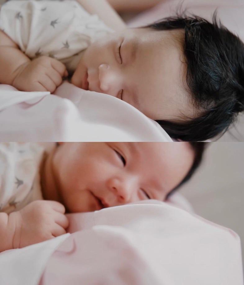 Mới hơn 2 tuổi, con gái xinh như búp bê của HH Đặng Thu Thảo đã đối đáp khéo léo-9