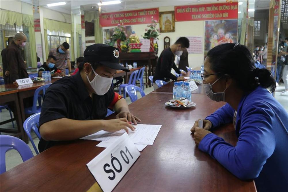 190 hũ tro cốt tại chùa Kỳ Quang 2 được nhận dạng thành công-1