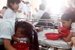 Nhiều trẻ cấp cứu nghi ngộ độc thực phẩm tại chùa Kỳ Quang 2-1